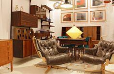 mid century modern vintage furnishings furniture modernist awesome