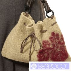 handbag patterns, craft, knitting patterns, crochet, felt bag, damask, tote bags, purses, felted bags