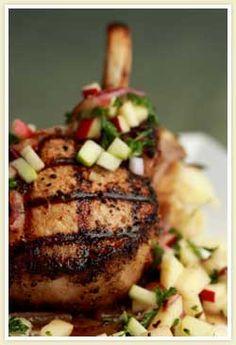 Country Crockpot Pork Chops