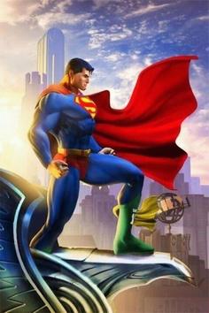 Superman wears RGIII socks