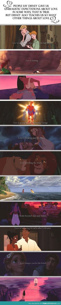 Disney's Love Lessons