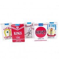bubble gum cigs