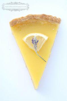 Anne of Green Gables: Lemon Lavender Tart