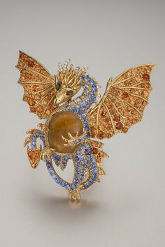 Dragon from the Bowers Museum