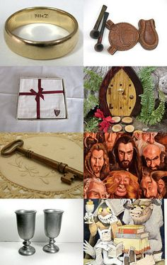 The Hobbit    --Pinned with TreasuryPin.com