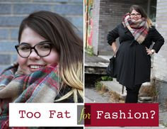 Too Fat for Fashion?