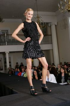 Local models strut their stuff at Fashion on the Shore 2014 : Fashion & Style