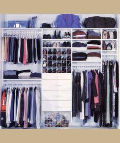 closet organization possibility