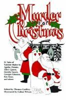 Murder for Christmas edited by Thomas Godfrey