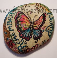 painted stones, painted butterfly stones, painted rocks, butterfli stone, paint stone, paint rock