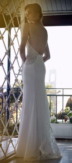 Wedding Dresses by Flora Bridal 2014 | bellethemagazine.com