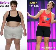 A Dose Of Reality: My Exclusive Interview With Biggest Loser Finalist, Kai Hibbard (Part 2 of 3)