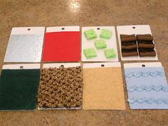 Easy and Free Sensory Boards