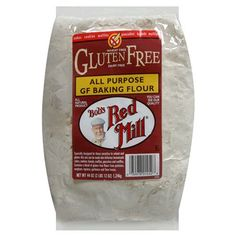 Bob's Red Mill's Gluten Free Recipe Page