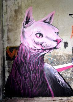 gatto by reFRESHink