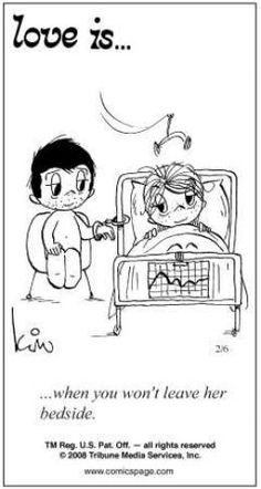 love is... cartoons - Google Search