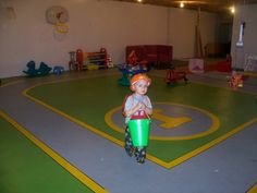 unfinished basement playroom ideas.... I love the idea of painting a road Playrooms Ideas, Kids Playrooms, House Ideas, Unfinished Basements Ideas, Plays Rooms, Unfinished Basements Playrooms, Basements Makeovers, Basement Playroom, Basements Plays