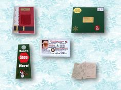 #Christmas #Gifts from #Santa by SantaGiftWorkshop on Etsy, $11.85