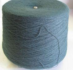 Dusty Green Acrylic Yarn by stephaniesyarn on Etsy, $10.00