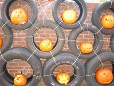 Getting clever with Tires and Pumpkins
