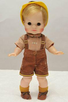 """Vintage Madame Alexander Sound of Music Doll Friedrich (12"""")"""