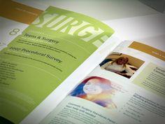 cool booklet design