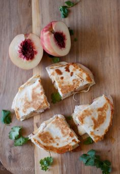 ... Quesadillas, Foods Recipe, I Love Food, Cheese Quesadillas, Dinner
