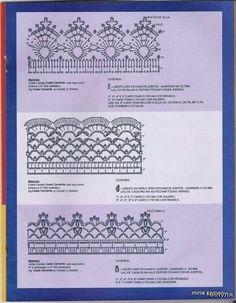 edging crochet magazine | make handmade, crochet, craft