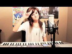 Christina Grimmie - In Christ Alone