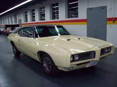 1968 Pontiac GTO Coupe