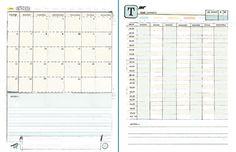 DIY Printable Planner, 2011-2013 $12 #printable #planner #diy