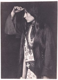 "Red Bird, Zitkala-Sa, Lakota, 1898.  "" I prefer to their dogma my excursions into the natural gardens where the voice of the Great Spirit is heard in the twittering of birds, the rippling of mighty waters, and the sweet breathing of flowers. If this is Paganism, then at present, at least, I am a Pagan."""