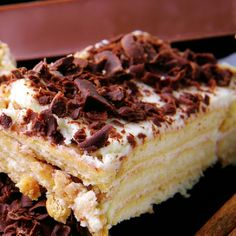 Kahlua Tiramisu Recipe from Grandmother's Kitchen