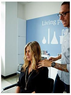 Jennifer Aniston Named Face & Co-owner of Living Proof Hair Care
