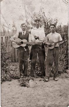 Shorpy Historical Photo Archive :: The Grandpa Trio