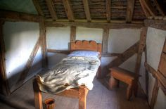 Medieval || House Interior || Bedroom