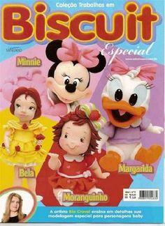 51 - Disney Babies 2 tutori, clay magazin, disney babi