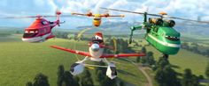 Disney's Planes: Fire and Rescue Lands in Homes November 4, 2014 | The Disney Blog