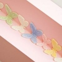 How to make gum paste butterflies