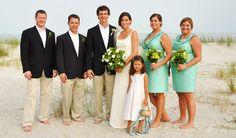 Palmetto Dunes Resort Beach Weddings, Hilton Head Island