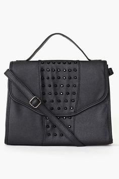 Shadow Studded Bag