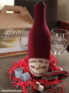 Exclusive Wine Dweller Holiday Wine Survival Kit - NOW IN STOCK!