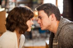 """We make this vow to """"The Vow"""": We will rewatch you when sick on the couch."""