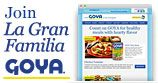 Goya authentic Latin recipes.