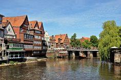 favorit place, bundesrepublik deutschland, beauti place, the bridge, beauti germani, germany, homes, bridges, lüneburg