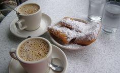 """I think Café du Monde, though touristy, in New Orleans is still worth the visit."" —@JLDumont6  (Courtesy mirelisp/myBudgetTravel)"