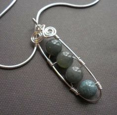 Make Four More Wonderful Wire Wrapped DIY Pendants