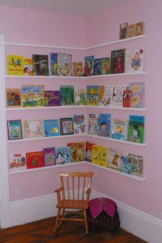 Great Kids Room Idea...or my kids play room