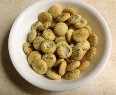 The Sugar Queen: Hidden Valley Ranch Oyster Snack Crackers