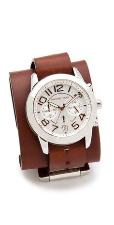 Mercer Chronograph Watch